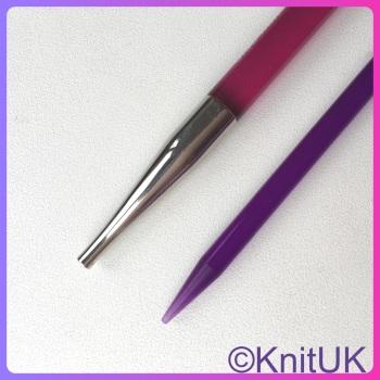KnitPro Trendz Circular Knitting Needles: Interchangeable. Price starts at