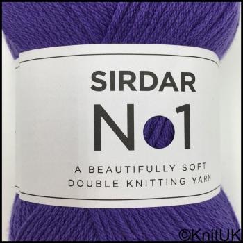 Sirdar No. 1 (100g). DK Yarn