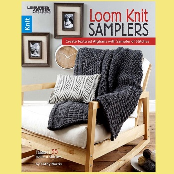 Loom Knit Samplers. 32 pages (Kathy Norris)