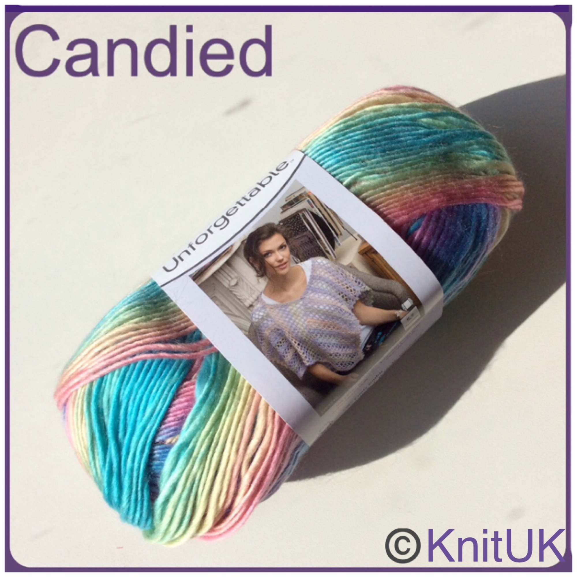red heart boutique unforgettable yarn colour candied