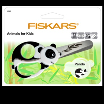 Scissors. Firskars Animals for Kids. Panda
