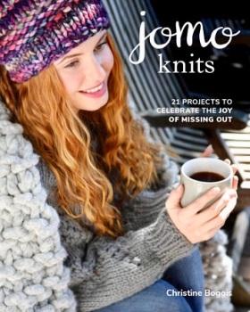 JOMO knits. Christine Boggis. GMC Publications. 2019. 152p.