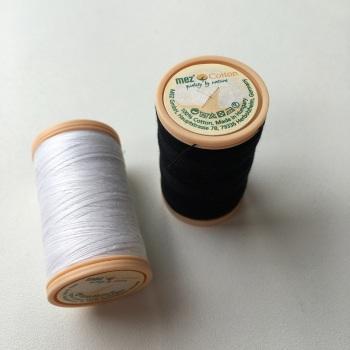 Mez (Coats) Sewing Thread Cotton 40 - 100% cotton - 100m. Choose colour. Price per reel