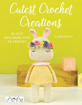 Cutest Crocheted Creations. Alison North. Tuva