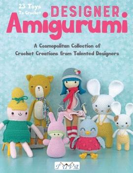 Designer Amigurumi. Tuva