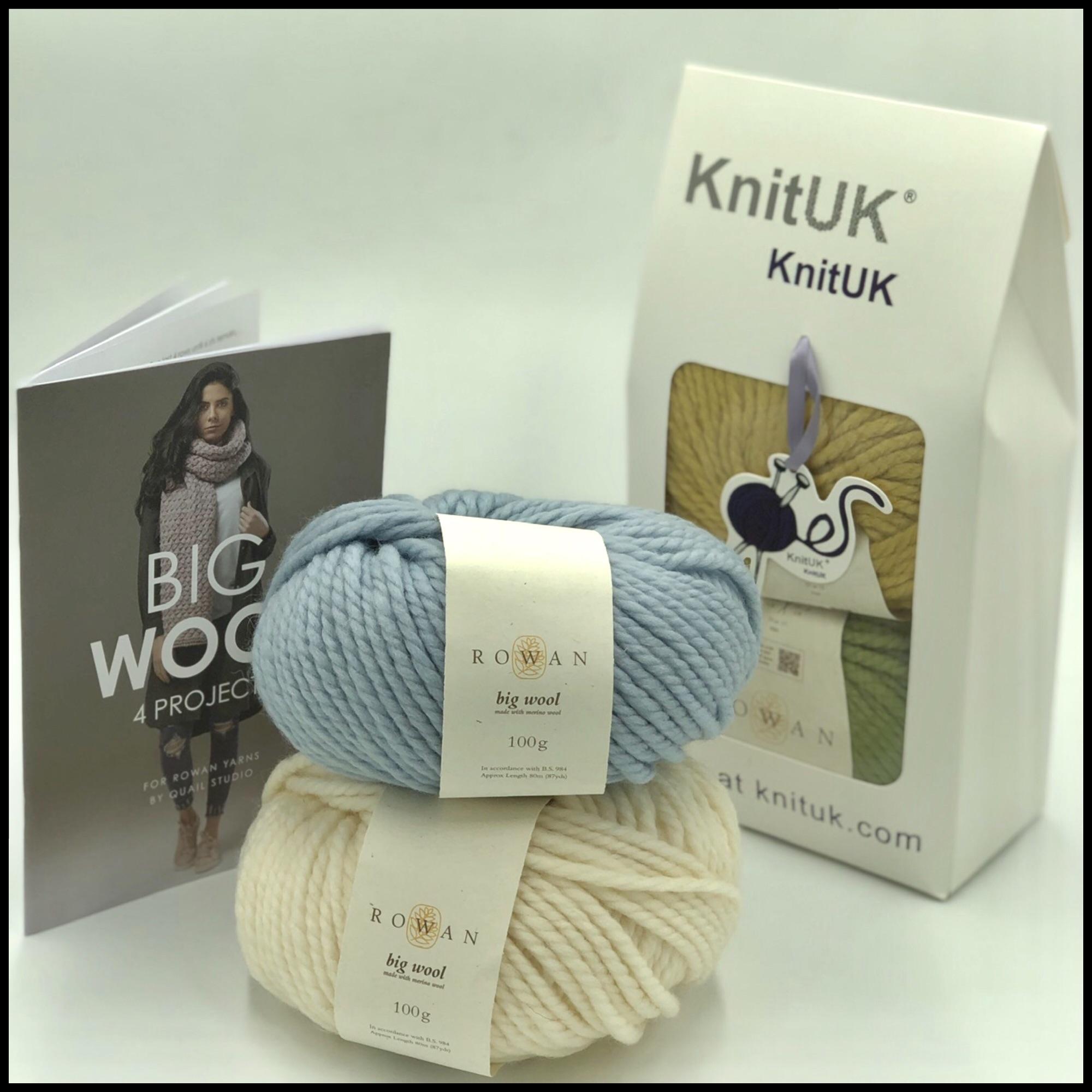 rowan big wool 2 yarn free pattern