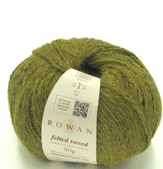 Rowan Felted Tweed (50g). Traditional DK knitting yarn