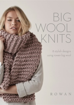 Big Wool Knits. Rowan. 64 pages.
