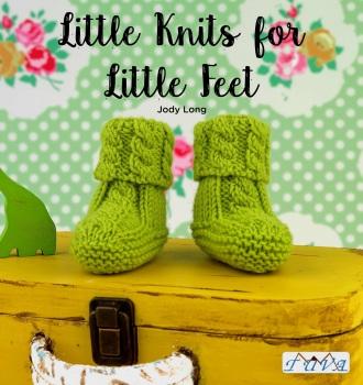 Little Knits for Little Feet. Tuva Publishing