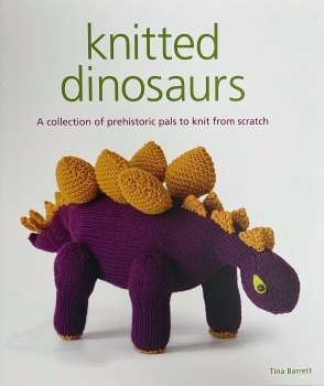 Knitted Dinosaurs. GMC Publications.
