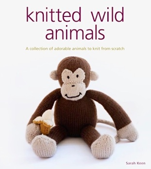 Knitted Wild Animals. GMC Publications.