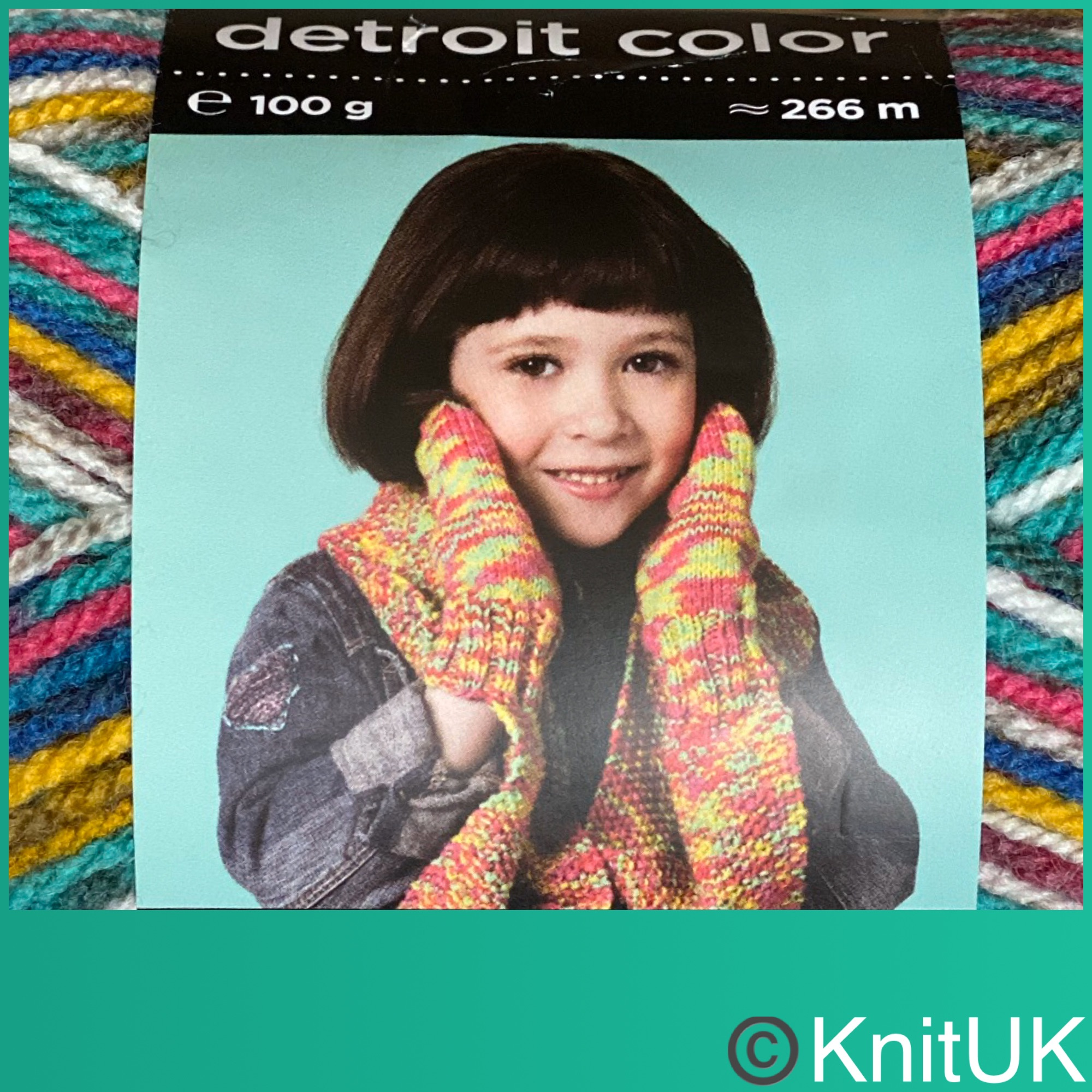 Red heart detroit colour dk yarn variegated patterns picture knitting croch