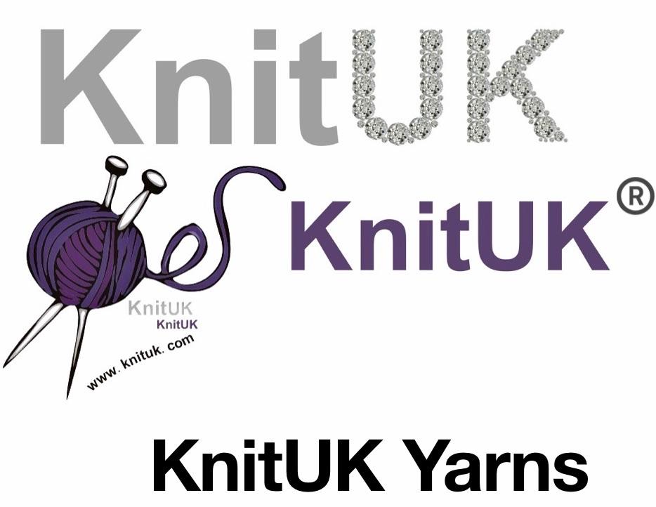 Knituk knitting yarns logo