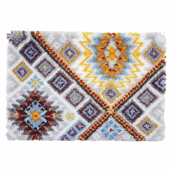 Latch Hook Kit - Rug Ethnical. Tapestry (Vervaco).