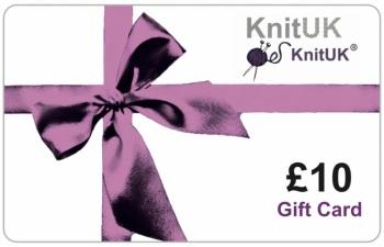 £10 Gift Card. KnitUK