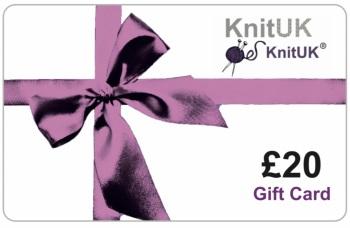 £20 Gift Card. KnitUK