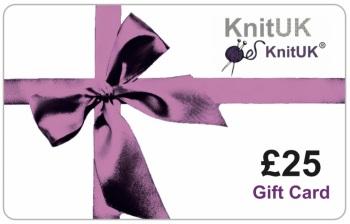 £25 Gift Card. KnitUK