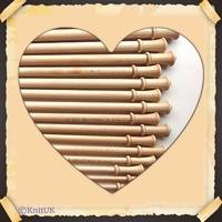 Bamboo & Wooden Knitting Needles