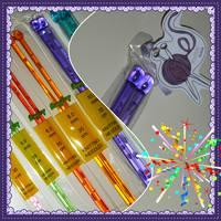 Plastic Knitting Needles
