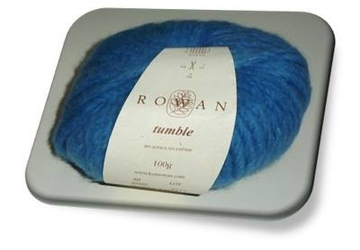 Rowan Tumble (100g). Super Chunky luxurious alpaca knitting yarn