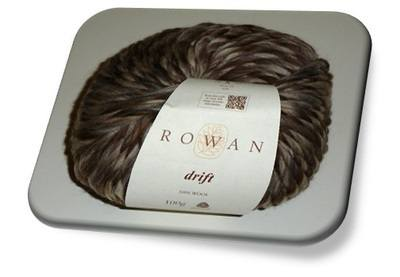 Rowan Drift (100g). Woolmark super chunky knitting wool yarn