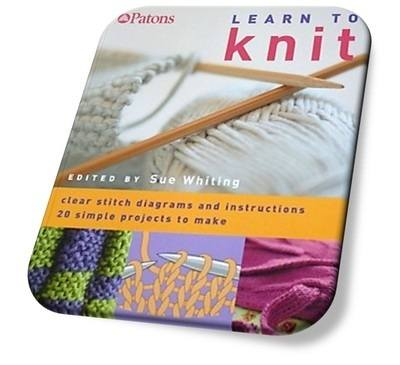 Learn To Knit - Patons