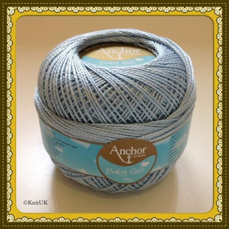 anchor artiste soft baby blue