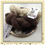 WYS - Bluefaced Leicester - Natural Colours - DK (100g) - British Wool