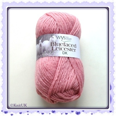 WYS - Bluefaced Leicester - New Colours - DK (50g) - British Wool