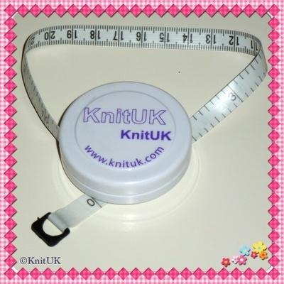 Tape Measure 1.5 x 150cm / 60in (KnitUK)