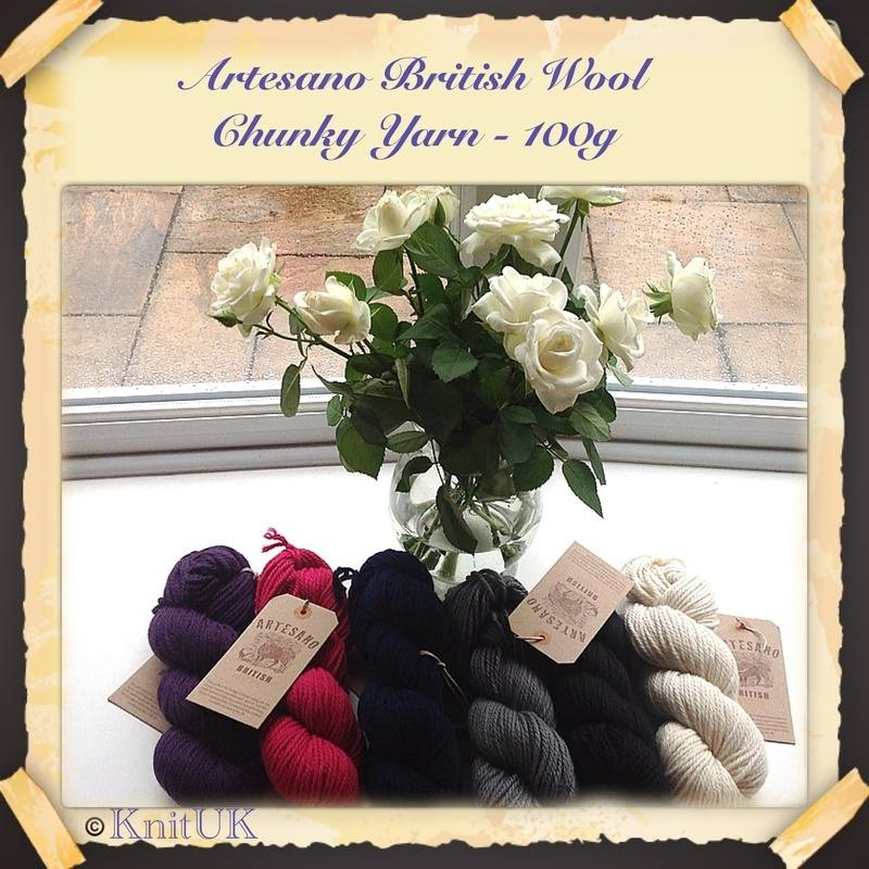artesano british wool and roses