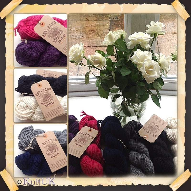 artesano british wool 4 pics