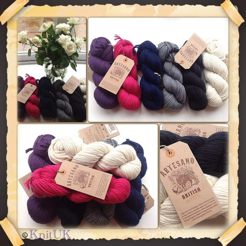 artesano british wool 4 pics 2