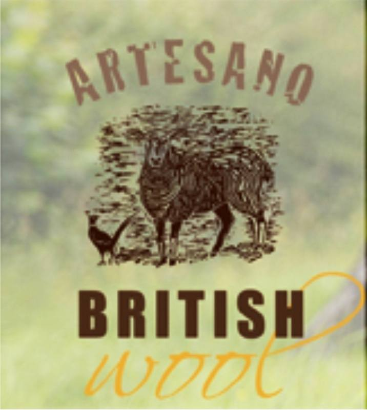 artesano british wool logo