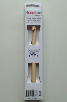 Hoooked Zpagetti Crochet Hook - Bamboo