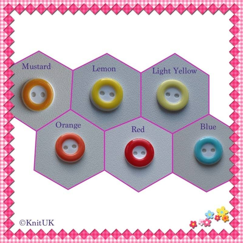 circle buttons 6 colours