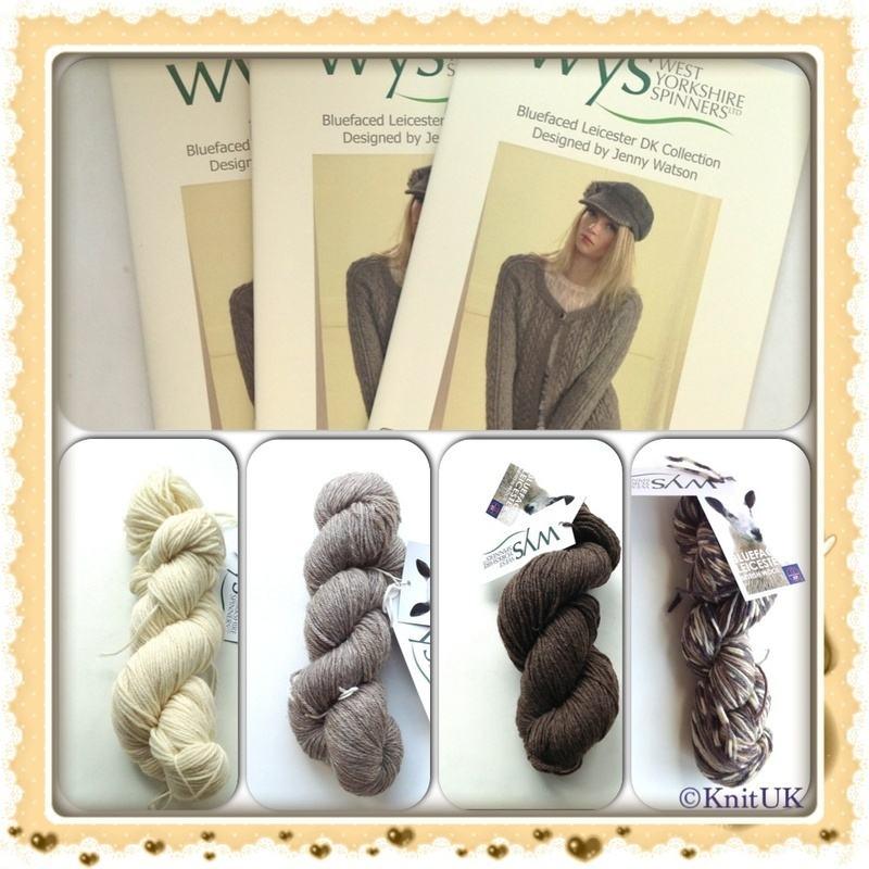 wys bfl yarns and women pattern