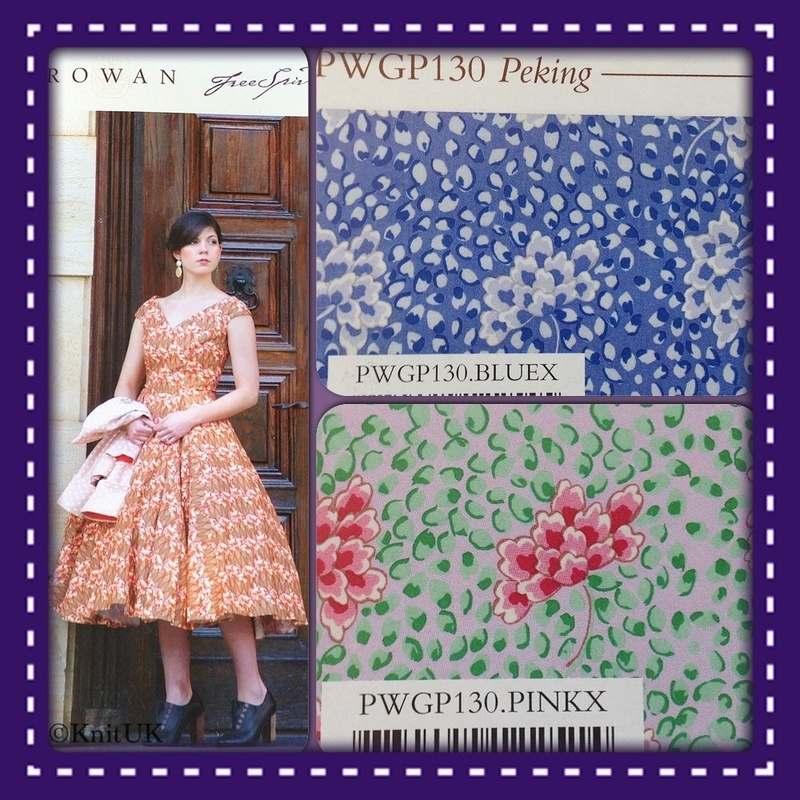 Rowan fabrics woman