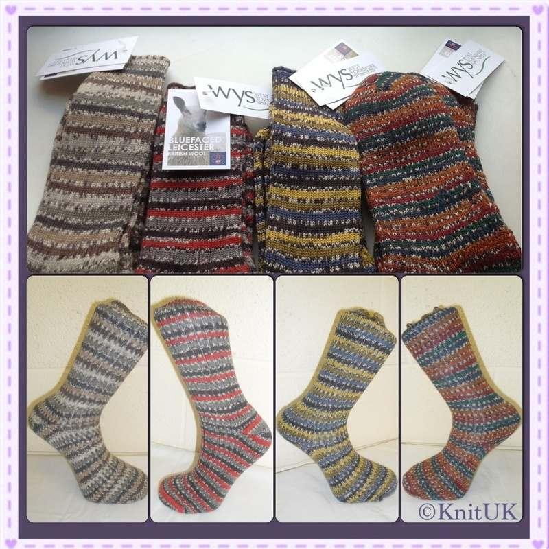 WYS bfl bird socks all
