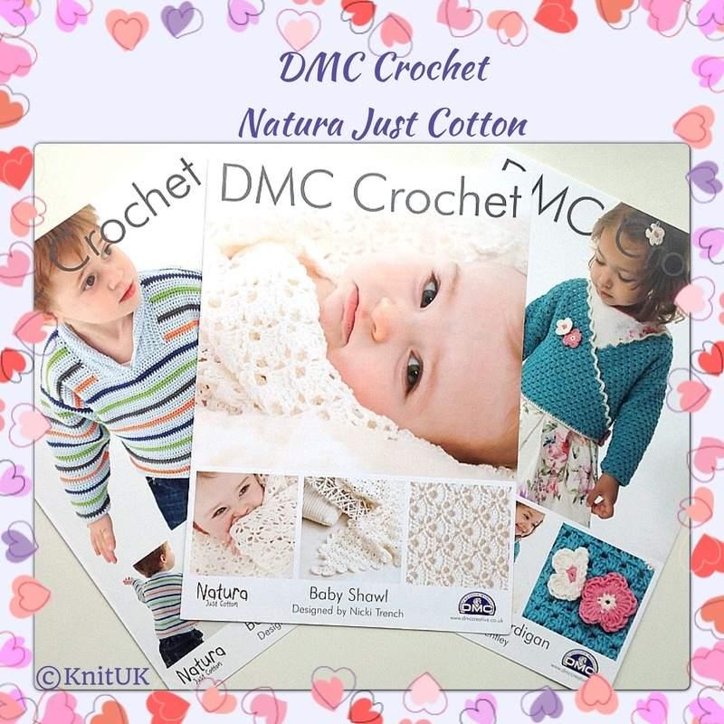 DMC 3 patterns leaflet