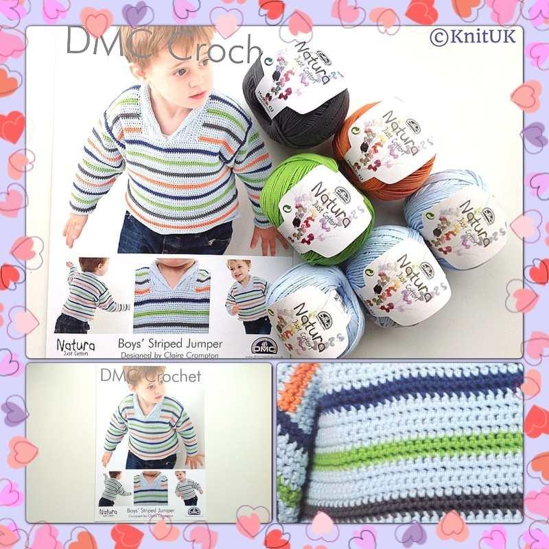 dmc boy sweter 3 pics