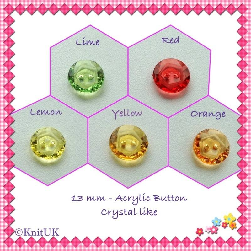 buttons acrylic 5 colours1