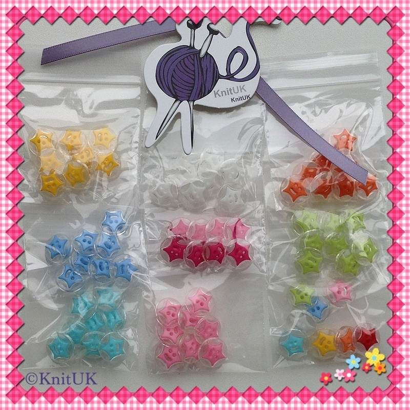 buttons star bags