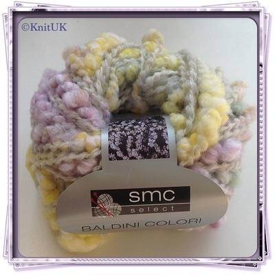 SMC Select Baldini Colori (50g) - super chunky bouclé yarn