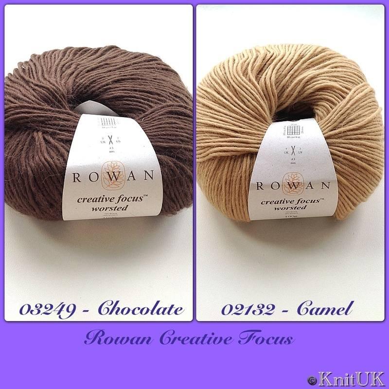 Rowan creative focus colours