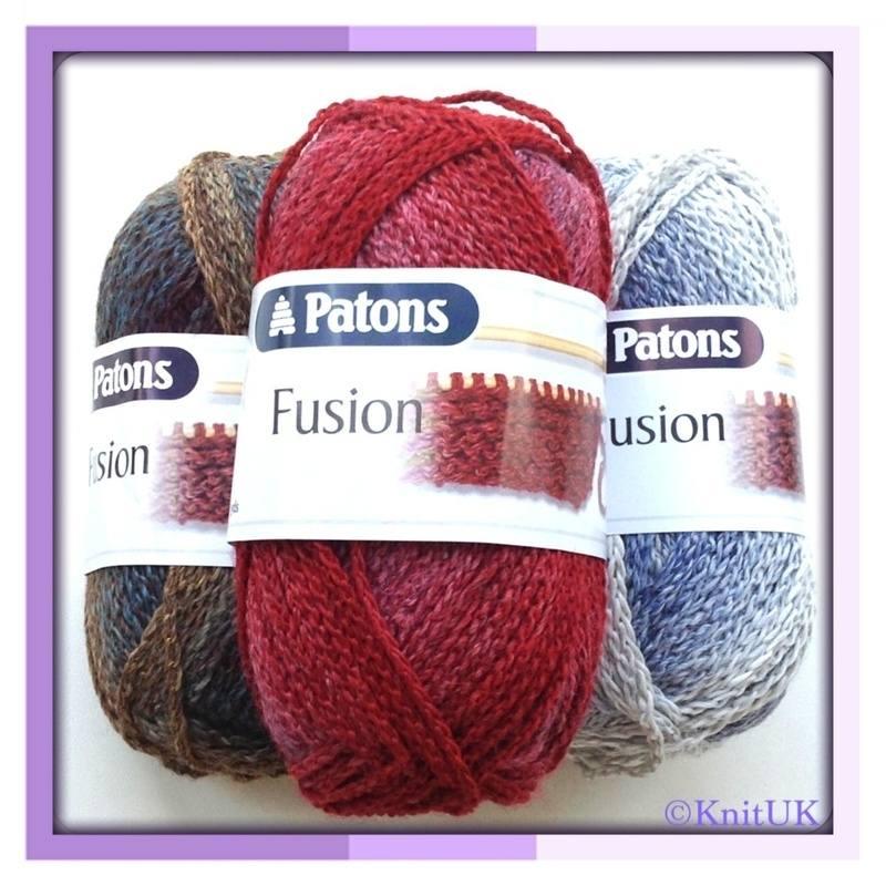 Patons fusion 3 balls
