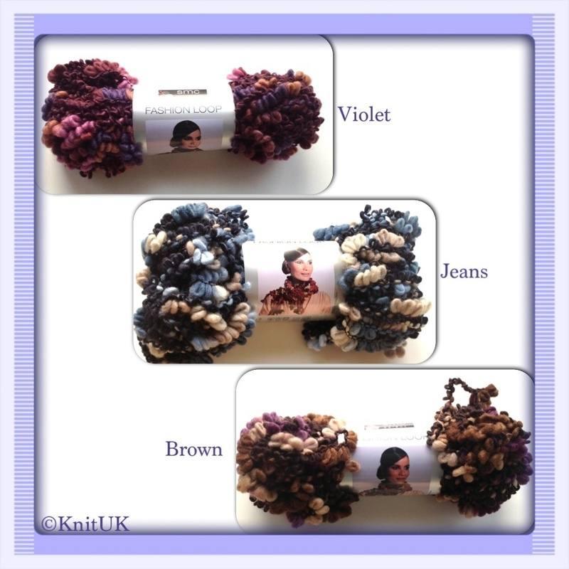 SMC fashion loop colours balls