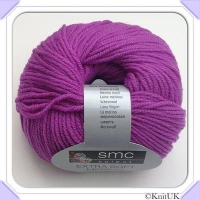 SMC Select Extra Soft Merino (50g) - DK