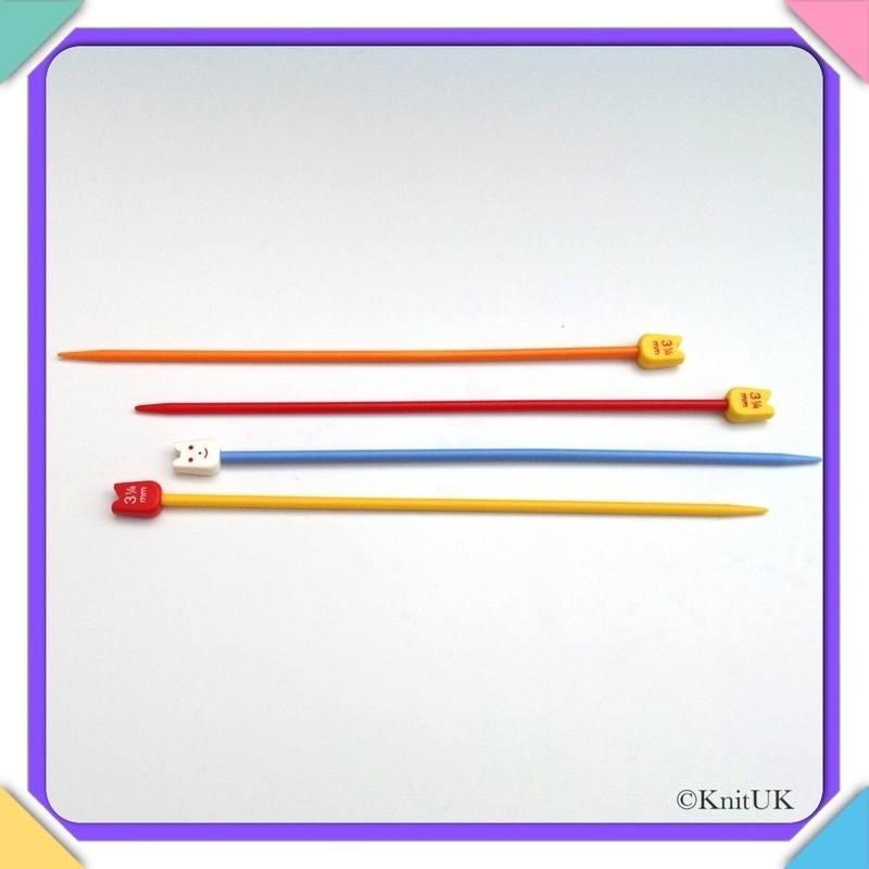 pony children plastic needles