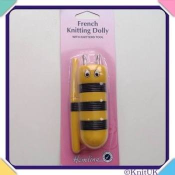 French Knitting Dolly (Hemline)